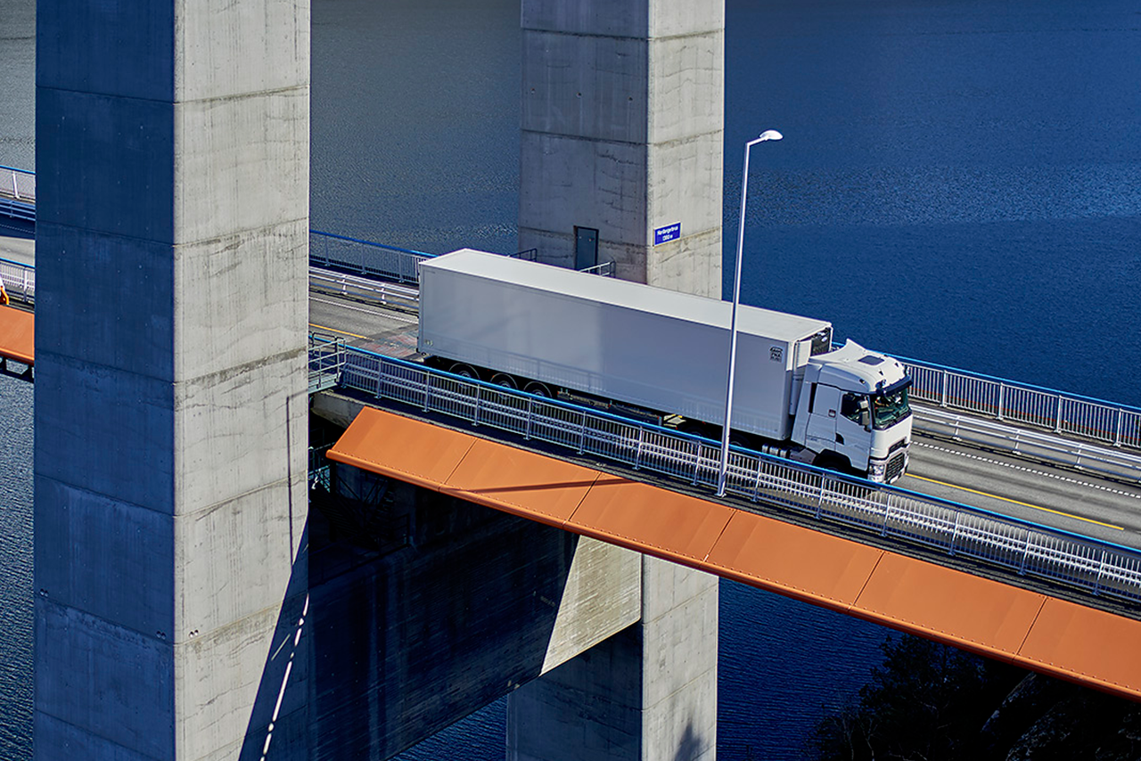 Transporte terrestre de mercancías internacional, GRUPO HEBOMAR